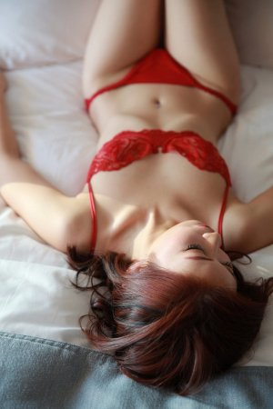 Chine nuru massage